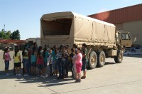 CA Army National Guard Field Trip_29